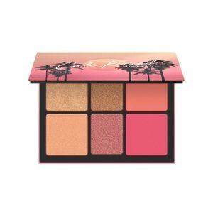 Cali kissed blush and highlight palette